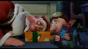 père noël extrait film Mission Noël Les aventures de la famille Noël