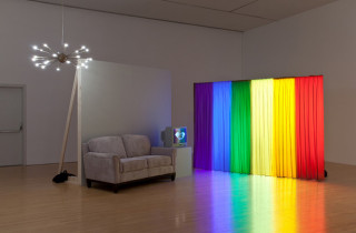 exposition Rideaux/Blinds IAC Villeurbanne