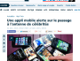 Appli mobile - OnAir
