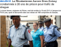 Aurore Gros-Coissy condamnée - 20 ans prison trafic de drogue
