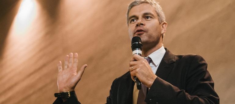 Laurent Wauquiez épinglé par la Chambre régionale des comptes  pour sa gestion du Puy-en-Velay