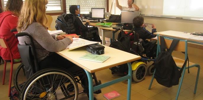 Handicap: un collège-lycée à Caluire hors normes depuis 30 ans