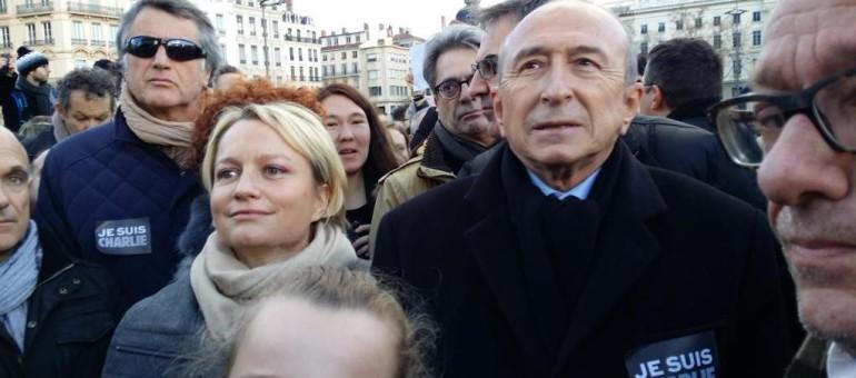Caroline Collomb écartée de ses fonctions de référente de LREM du Rhône