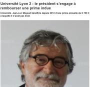 Université Lyon 2 - primes indues