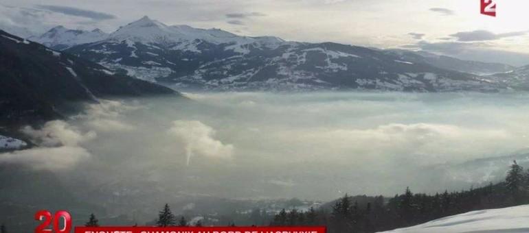 Pollution dans la vallée de l'Arve : un reportage sur France 2 crée la polémique