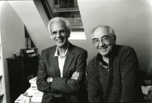 Pierre Dardot et Christian Laval / Crédits Le Petit-Bulletin