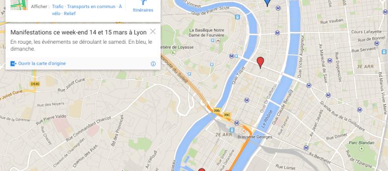 Manifs contre le nucléaire, l'islamophobie et Bachar Al-Assad : ça va défiler ce week-end à Lyon