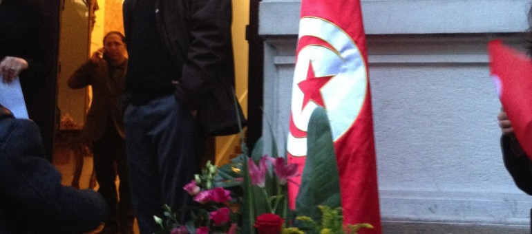 Un rassemblement à Lyon pour les victimes de Tunis : «J'y retournerai, je n'ai pas peur»