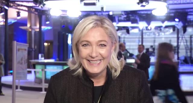 Marine Le Pen soutient les néofascistes européens réunis à Rome