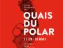 """Affiche de la 11èdition des """"Quais du polars"""""""