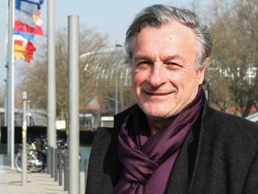"""Paul Bron, élu """"Rassemblement de gauche et de progrès"""" (socialistes et apparentés), groupe d'opposition à Grenoble."""