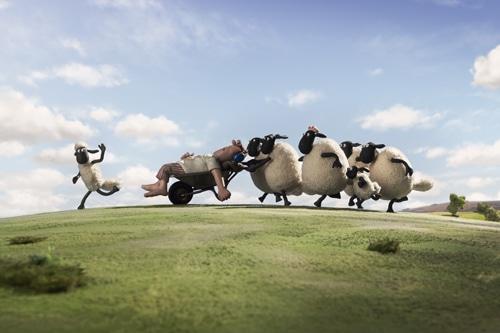 Shaun le mouton, trouvailles cinématographiques et esprit anar