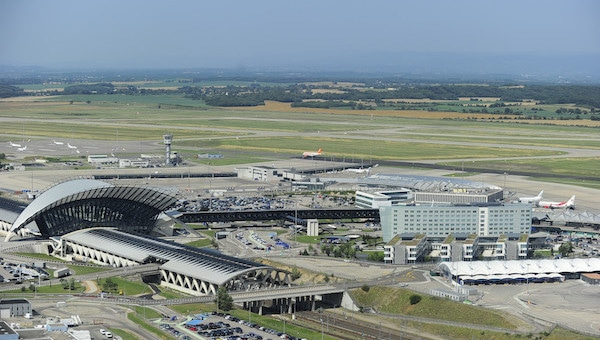 L'aéroport de Lyon carbure aux vols low cost