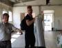 En avril 2015, après l'expulsion de leur squat, des Albanais avaient pu s'installer dans une ancienne usine pendant un mois et demi, avec l'aide de l'Eglise catholique. ©LB/Rue89Lyon