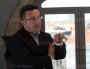 Le député-maire UMP de Roanne, Yves Nicolin. Capture d'écran du Progrès.