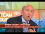 Gérard Collomb sur le plateau d'I-Télé le 15 avril 2015. Capture d'écran
