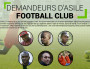 "Capture d'écran du webdocumentaire ""Demandeurs d'Asile Football Club"""