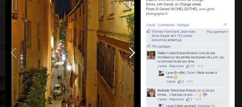 La bourde d'Only Lyon qui fait la promo des Identitaires sur Facebook