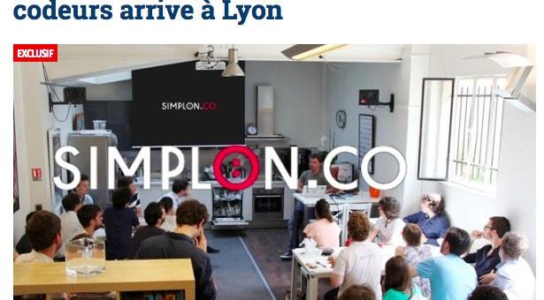 L'école de codeursSimplon.co débarque à Lyon en octobre 2015