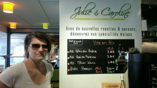 Julie Allard, restauratrice et emprunteuse sur Unilend