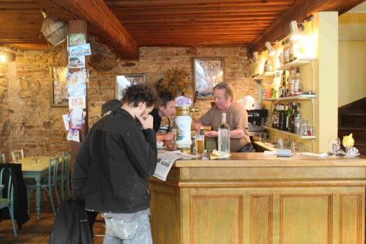 Au bar du Comptoir du Sud - Crédit Eva Thiébaud