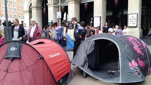 A Lyon, deux rassemblements pour un meilleur accueil des migrants