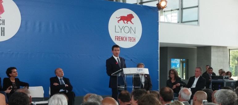 Avec les French Tech, Manuel Valls ressert son «J'aime l'entreprise»