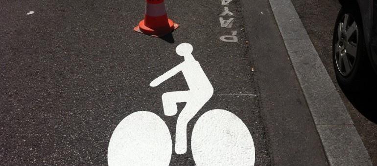 Le vélo à Lyon au détriment des automobilistes? Jolis échanges sur Twitter
