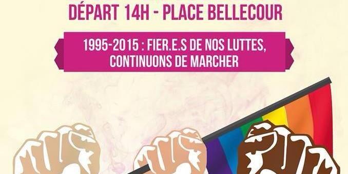 La Marche des Fiertés de Lyon ne passera pas par le Vieux Lyon «pour éviter les identitaires»