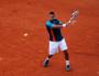 Jo-Wilfried Tsonga lors de Roland-Garros 2012 / Photo CC by Carine06 via Flickr