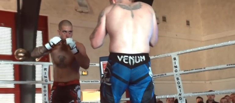 Un tournoi de free-fight néonazi dans la région lyonnaise