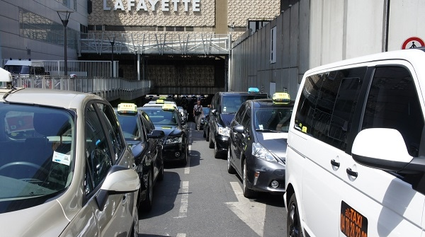 Lyon sous les SUV