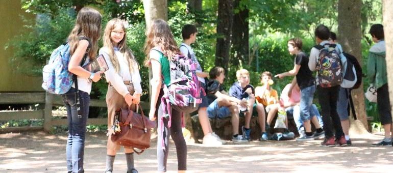 A Lyon, la controversée école alternative Steiner s'agrandit