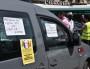 Un taxi jette des pierres sur la voiture d'un policier qu'il croyait être un chauffeur UberPop