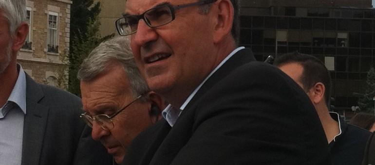 Métropole de Lyon : David Kimelfeld sort de son cabinet les mercenaires de Gérard Collomb