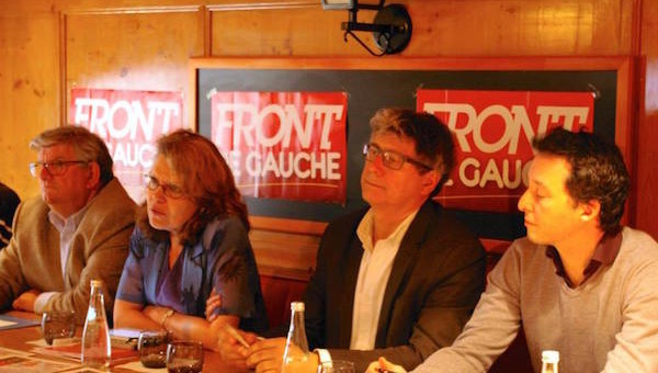 En Rhône-Alpes-Auvergne, le Front de gauche implose