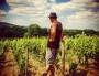Sylvère Trichard, vigneron à Blacé. Crédit : BP.
