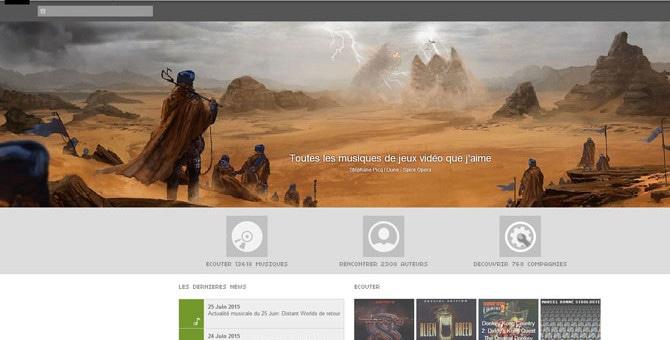 Avec «Biiper», le jeu vidéo a enfin son service de streaming à la Spotify