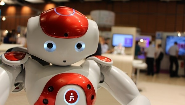 A Innorobo : «Des robots utiles et dont on n'aurait pas peur, c'est ça le futur»