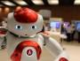 Le fameux robot Nao © LM/Rue89Lyon