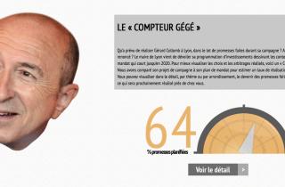 """Capture de l'appli """"Compteur Gégé"""" de Rue89 Lyon"""