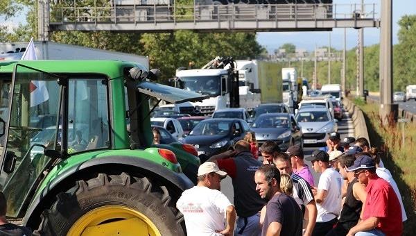 Blocage de Lyon par des éleveurs: «Notre métier devient invivable»