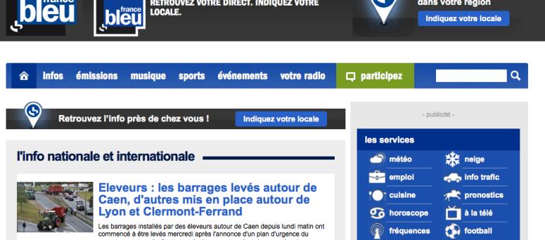 France Bleu à Lyon : Radio France prévoit une ouverture en 2018
