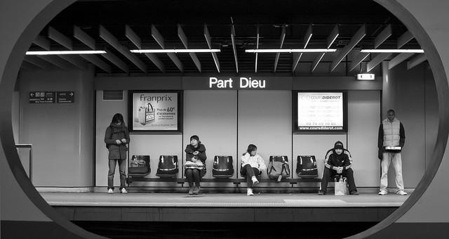 Le WiFi en 2017 dans le métro de Lyon mais pas (encore) de 4G
