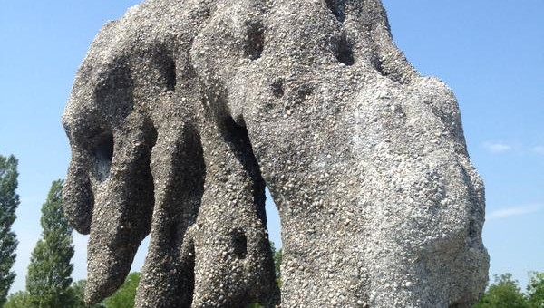 Une sculpture à Miribel-Jonage pour 769000 euros : «c'est indécent»