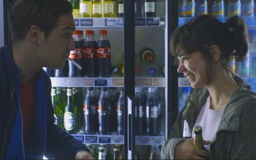 "Image tirée du film ""Victoria"" de Sebastien Schipper, avec Laïa Costa."