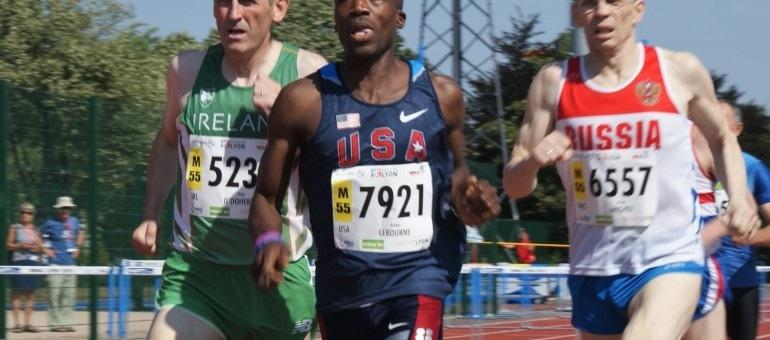 Mondiaux d'athlétisme vétérans à Lyon : une certaine manière de vieillir