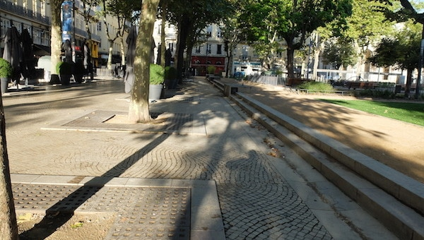 « A Sainté, un arrêté et des policiers municipaux pour virer les zonards du centre-ville »