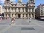 La place des Terreaux et l'hôtel de ville de Lyon. ©LB/Rue89Lyon