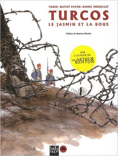 La première BD de Kamel Mouellef.